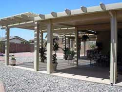 Patio Cover Custom Project